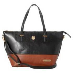 Gloria Vanderbilt Color Block Tote