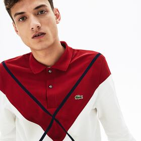 Lacoste Men's Made In France Regular Fit Polo