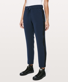 On the Fly *Woven Track Stripe | Women's Pants