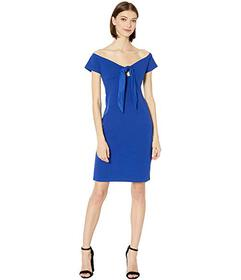 Bebe Tie Knot Front Dress