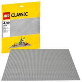 LEGO Classic Gray Baseplate 10701 Building Accesso
