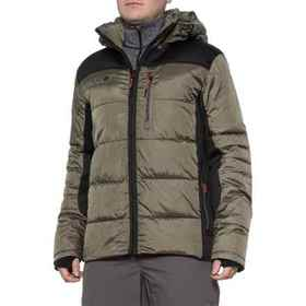 POINT ZERO Embossed Textured Jacket - Insulated (F