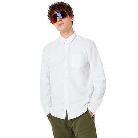 Oakley Oxford Long Sleeve - White