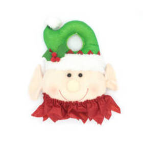 4 Seasons Holiday Elf Door Hanger