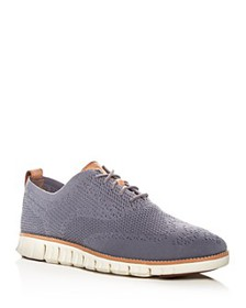 Cole Haan - Men's ZeroGrand Wingtip Oxford with St