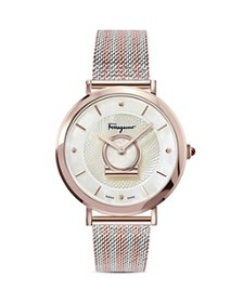 Salvatore Ferragamo - Minuetto Watch, 36mm