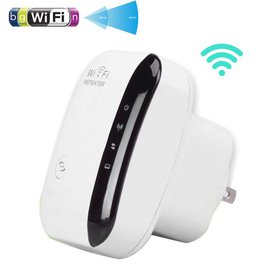 300Mbps Wireless-N WiFi Repeater AP Router Range S