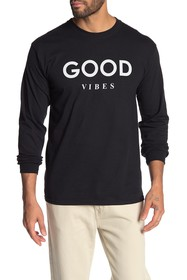 Altru Good Vibes Long Sleeve T-Shirt