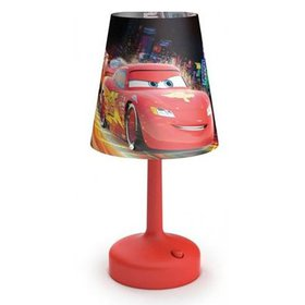 Philips Disney Cars Indoor Portable 10 Inch Kids T