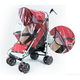 Baby Stroller Rain Wind Snow Dust Weather-proof Co