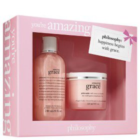 ($38 Value) Philosophy You're Amazing Gift Set