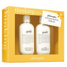 ($45 Value) Philosophy Thinking of You Gift Set fo