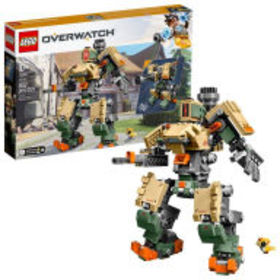 Title: LEGO Overwatch Bastion Building 75974