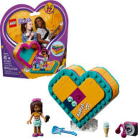 Title: LEGO Friends Andrea's Heart Box 41354