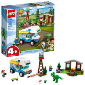Title: Lego 4+ Toy Story 4 RV Vacation 10769