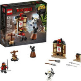 Title: LEGO Ninjago Movie Spinjitzu Training 70606