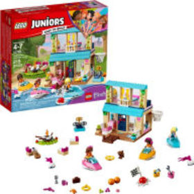 Title: LEGO Juniors Stephanies Lakeside House 1076