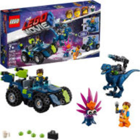 Title: The LEGO Movie 2: Rex's Rex-treme Offroader