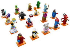 Title: LEGO Minifigures 2018 Series 18