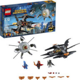 Title: LEGO DC Super Heroes Batman: Brother Eye Ta