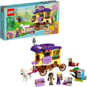 Title: LEGO Disney Princess Rapunzels Traveling Ca