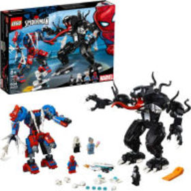 Title: LEGO Marvel Super Heroes 76115 Spider Mech