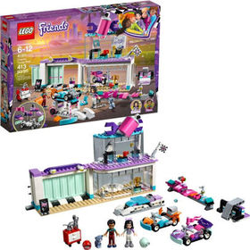 Title: LEGO Friends Creative Tuning Shop 41351
