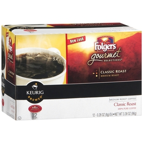 Folgers Gourmet Selections Ground Coffee K-Cups Cl