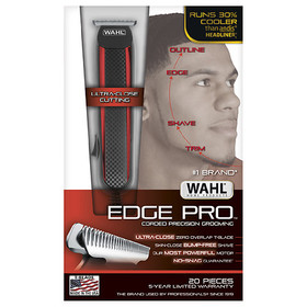 Wahl Edge Pro Corded Trimmer/ Shaver