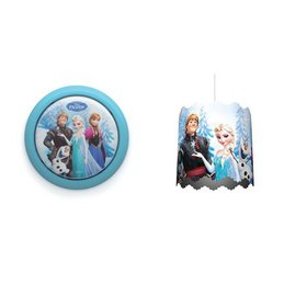 Philips Disney Frozen Push Touch Night Light w/ Ph