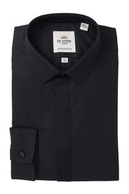 Ben Sherman End On End Stripe Tux Tailored Skinny