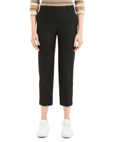 Theory Sleek Flannel Tailored Trousers