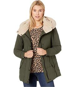 Marc New York by Andrew Marc Sherpa Hooded Anorak