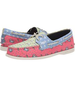 Sperry Authentic Original 2-Eye vineyard vines Pat