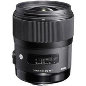 Sigma 35mm f/1.4 DG HSM ART Lens for Canon DSLRs