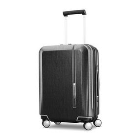 "Samsonite Novaire 20"" Spinner in the color Black."