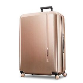 "Samsonite Novaire 30"" Spinner in the color Rose Go"