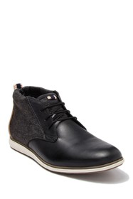 Steve Madden Casual Leather Chukka Boot