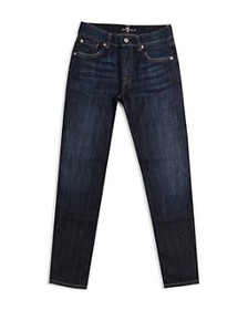 7 For All Mankind - Boys' Slimmy Slim Straight Jea