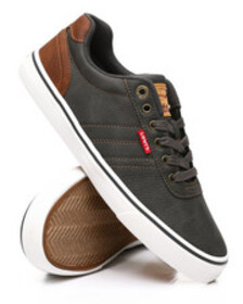 Levi's miles tumbled wax sneakers