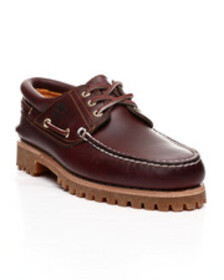 Timberland hand sewn boat shoes