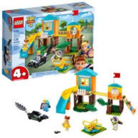 Title: LEGO 4+ Toy Story 4 - Buzz & Bo Peep's Play