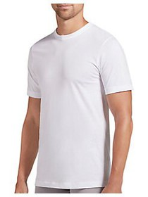 Jockey 3-Pack Classics Cotton Slim-Fit Crewneck T-