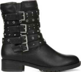 Fergie Women's Fixate Motorcycle Boot