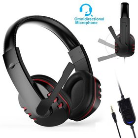 Gaming Headset for XBOX One, PS4, PC, Nintendo Con