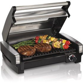 Hamilton Beach Electric Indoor Searing Grill with