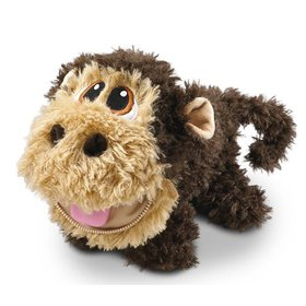 Stuffies Baby Scout the Monkey With Secret Pockets