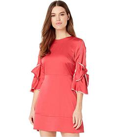 Juicy Couture Soft Satin Bow Dress