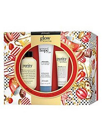 Philosophy Glow All Year Long 3-Piece Skincare Set
