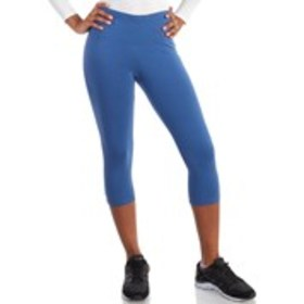SPALDING Solid Active Capri Leggings